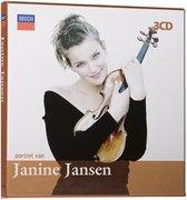 Portret Van Janine Jansen