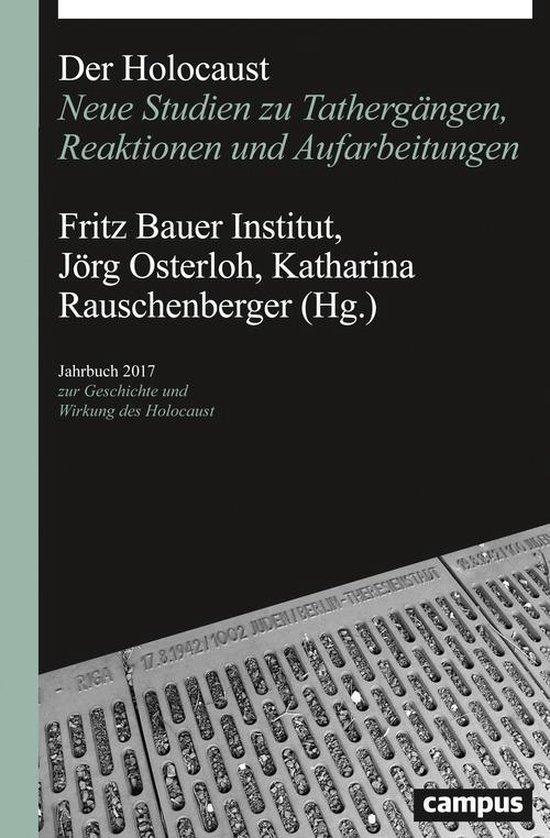 Boek cover Der Holocaust van Margaretha Franziska Bauer (Onbekend)