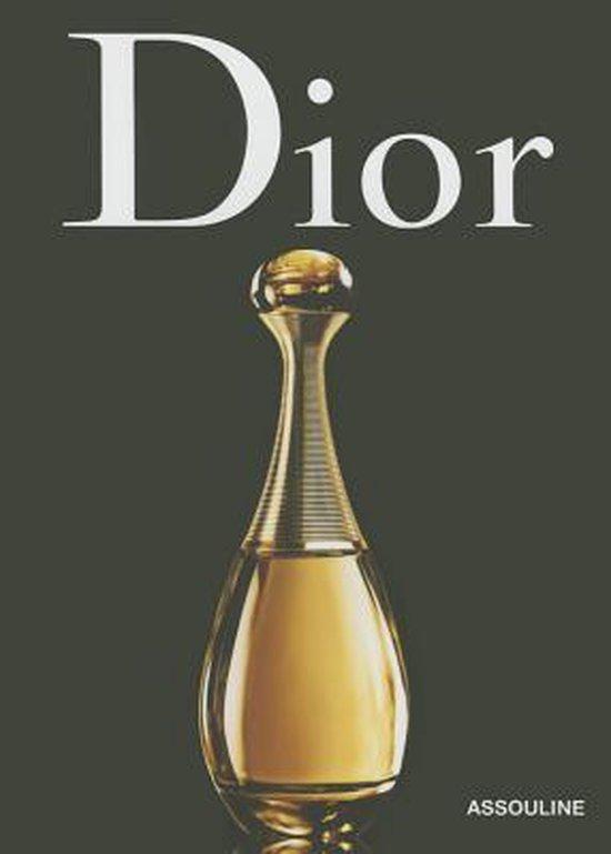 Boek cover Dior Perfume van Christine DellAmore