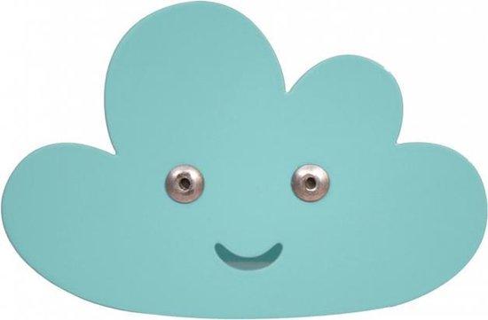Roommate Cloud Muurhaak Pastel Blue