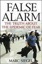 Boek cover False Alarm van Marc Siegel