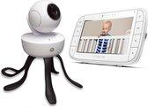 Motorola MBP-855 CONNECT Wifi babyfoon met camera - Overal je kleintje in de gaten houden met app