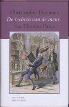 Boek cover De rechten van de mens van Thomas paine van Christopher Hitchens (Hardcover)