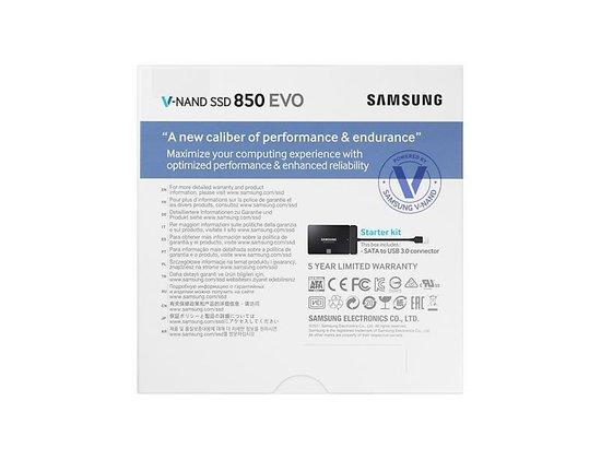 Samsung 850 EVO 500GB SSD