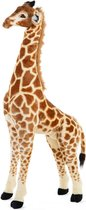Childhome Jungle Giraf 135cm. grijs