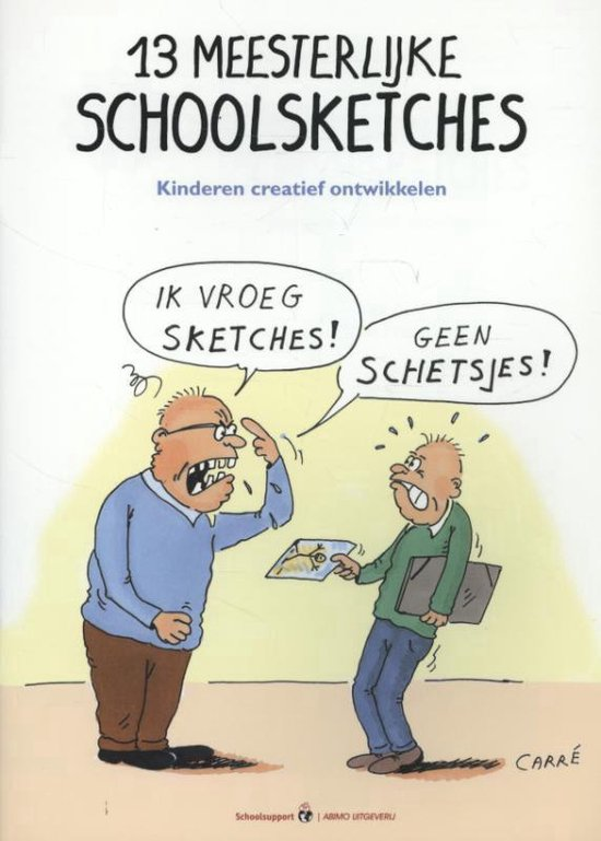 13 meesterlijke schoolsketches - Rudiger Kohl | Readingchampions.org.uk