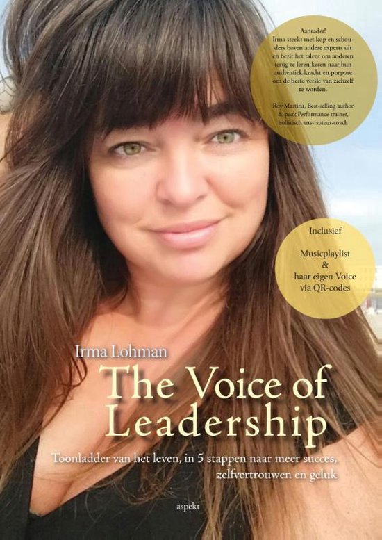 The voice of leadership - Irma Lohman |