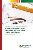 Modelos Dinamicos de Resposta Binaria Para Dados Em Painel