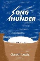 Boek cover Song of Thunder van Gareth Lewis