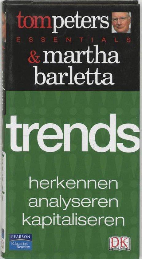 Cover van het boek 'Trends'