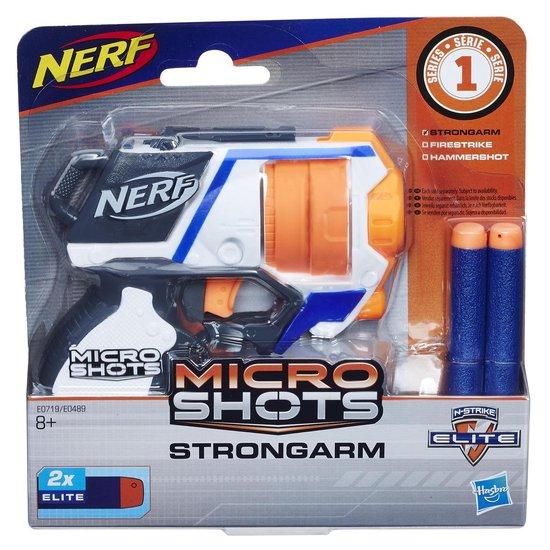 NERF Microshots Firestrike SE1 - Blaster