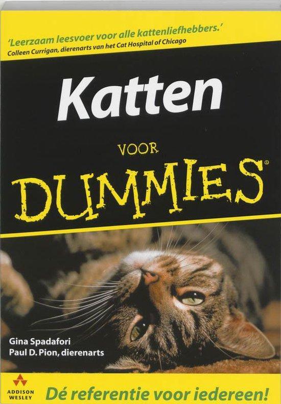 Voor Dummies - Katten voor Dummies - G. Spadafori |