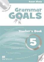 Grammar Goals Level 5 Teacher's Book Pack