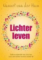 Lichter Leven - Tijdloze kalender met 366 tips voor een lichter hoofd & lichter lijf