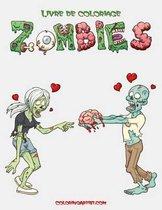 Livre de Coloriage Zombies 1
