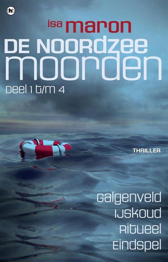 De Noordzeemoorden: De Noordzeemoorden - Isa Maron |