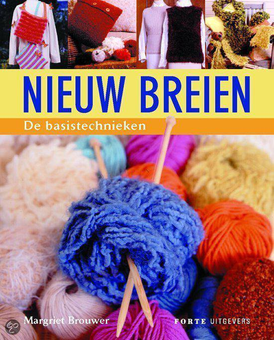 Nieuw Breien - Margriet Brouwer |