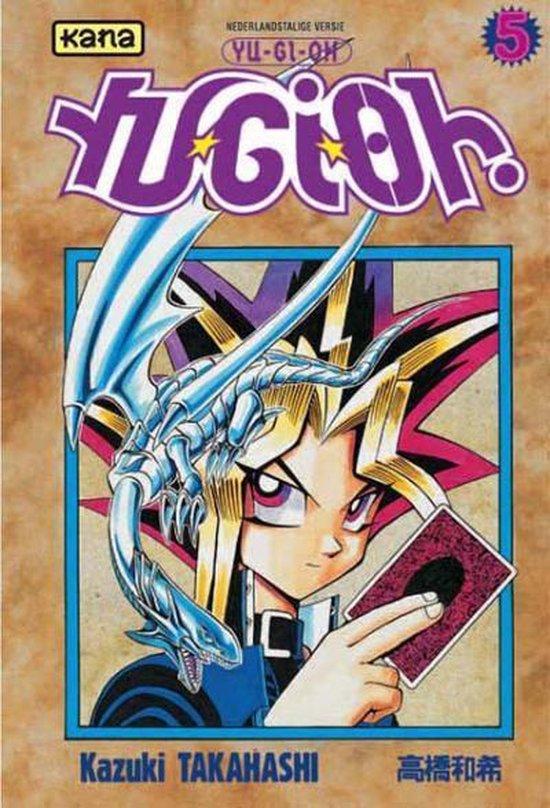 Yu-Gi-Oh ! deel 5 - Kazuki Takahashi | Fthsonline.com