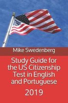Study Guide for the Us Citizenship Test in English and Portuguese
