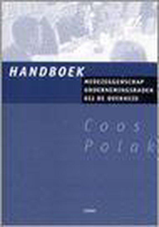 Handboek Medezeggenschap Ondernemingsraden Bij De Overheid - C. Polak | Fthsonline.com