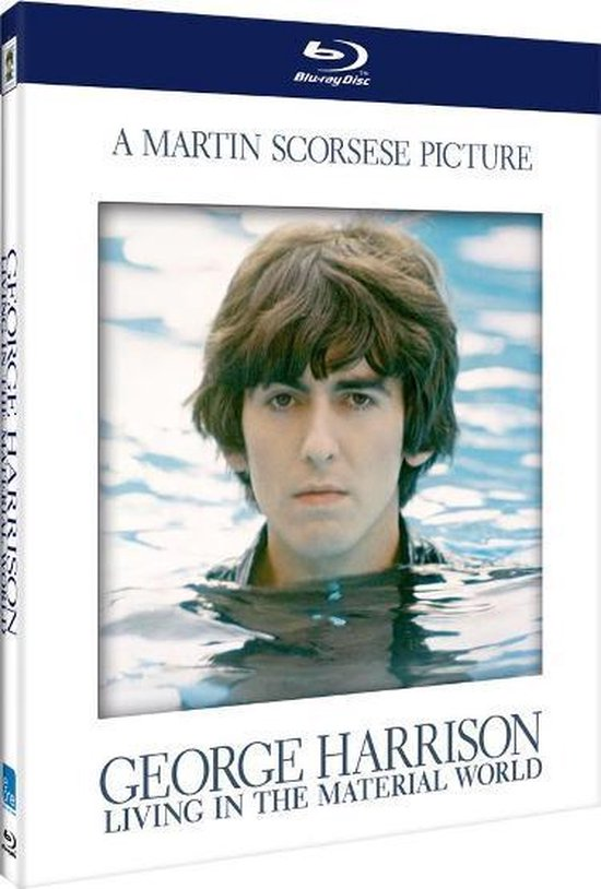 Cover van de film 'George Harrison: Living In The Material World'