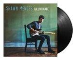 CD cover van Illuminate (LP) van Shawn Mendes