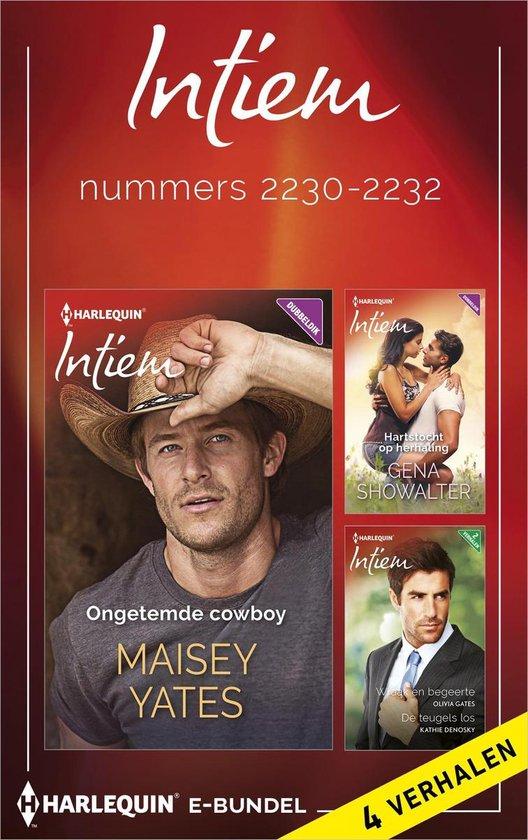 Intiem - Intiem e-bundel nummers 2230-2232 (4-in-1) - Maisey Yates |
