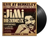 Live At Berkeley (LP)