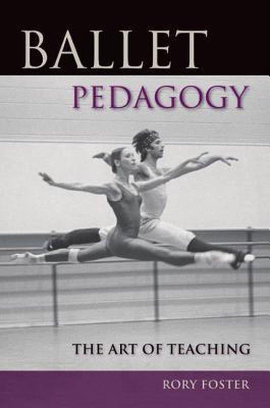 Afbeelding van Ballet Pedagogy