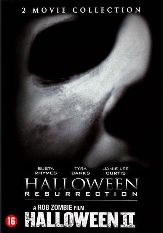 Cover van de film 'Halloween Box - Halloween Resurrection/Halloween 2'