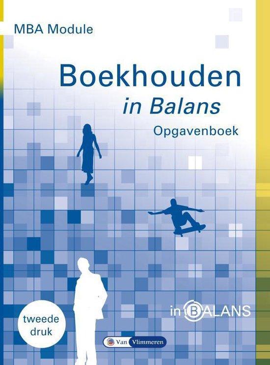 MBA Module Boekhouden in Balans - Henk Fuchs |