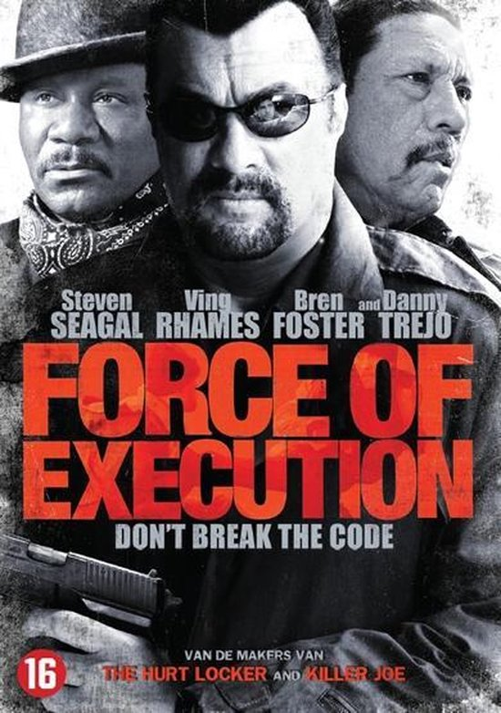 Cover van de film 'Force Of Execution'