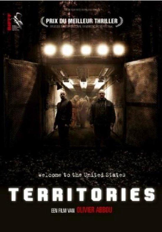Cover van de film 'Territories'