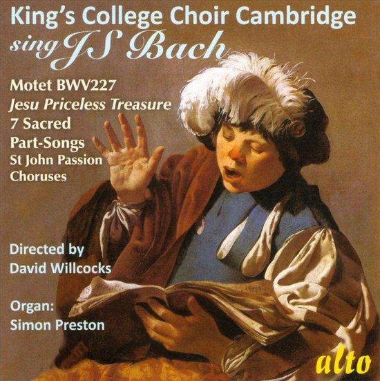 Motet Bwv227/Sacred Part-Songs/St John Passion Cho