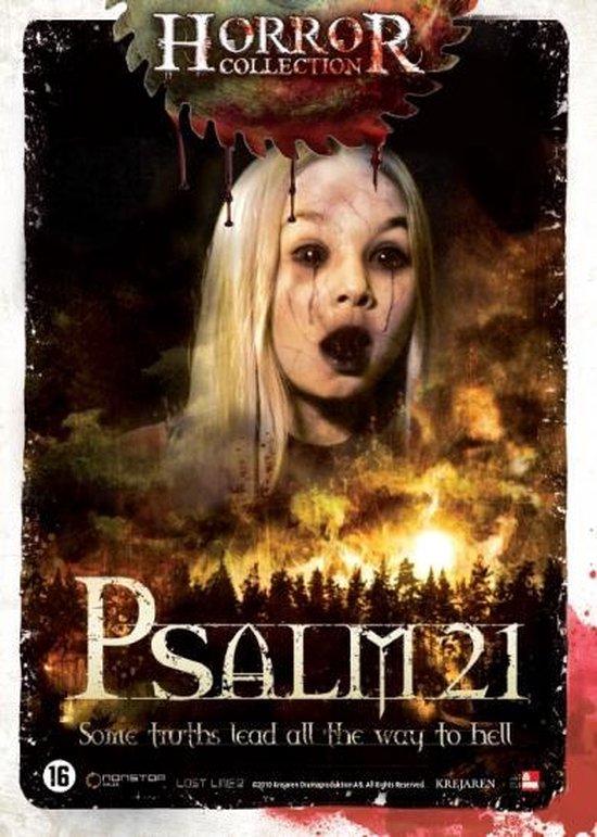 Cover van de film 'Psalm 21'
