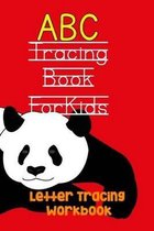 ABC Tracing Book for Kids