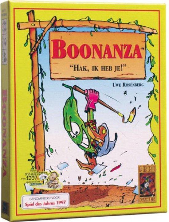 Afbeelding van het spel Boonanza - Hak, Ik heb je - Kaartspel