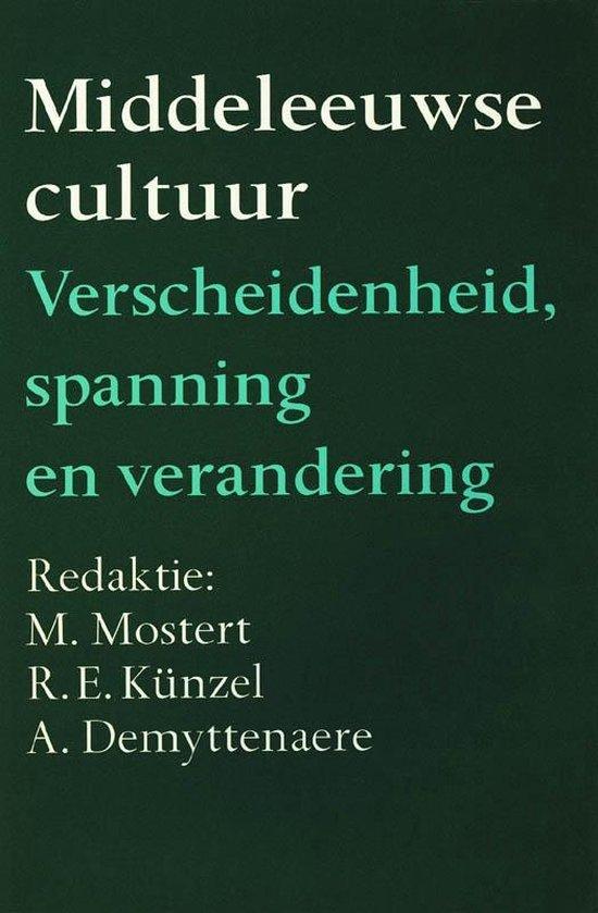 Amsterdamse historische reeks - Middeleeuwse cultuur - Rogier Mostert |
