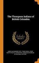 The Thompson Indians of British Columbia