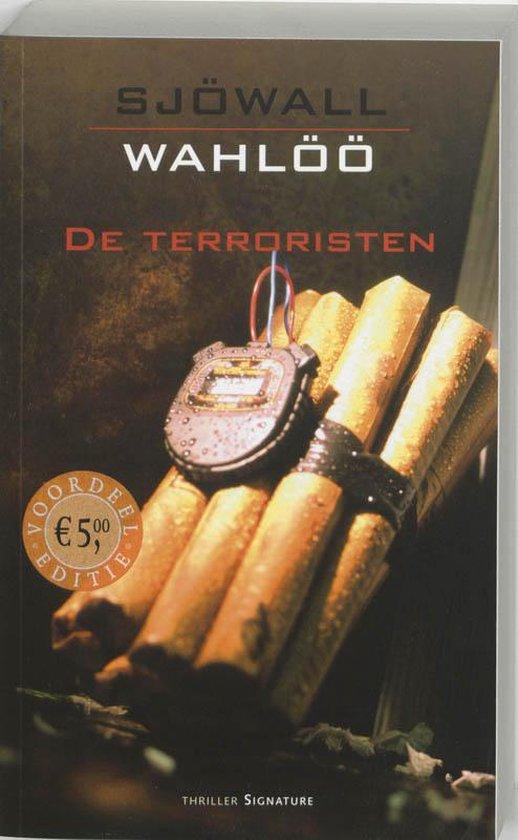 De Terroristen - Maj Sjöwall |