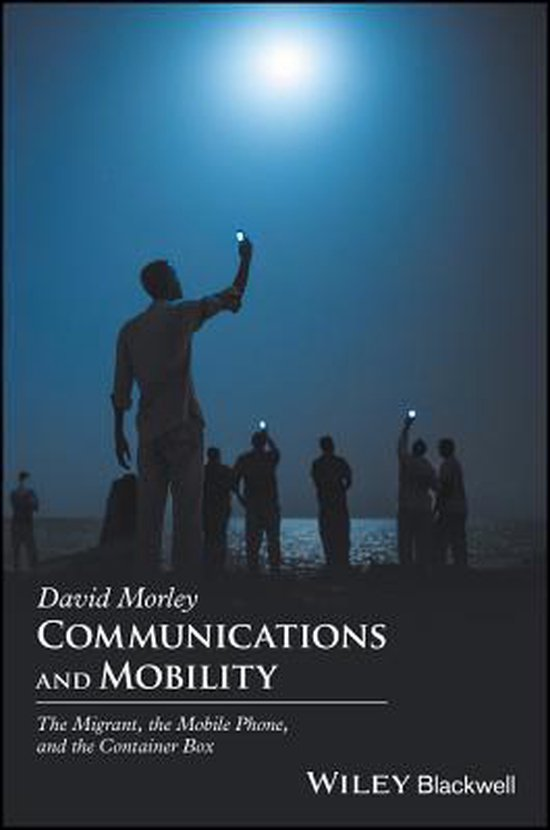 Boek cover Communications and Mobility van David Morley (Paperback)