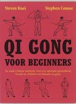Boek cover Qi gong voor beginners van S. Kuei (Paperback)