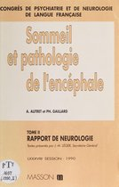 Rapport de neurologie