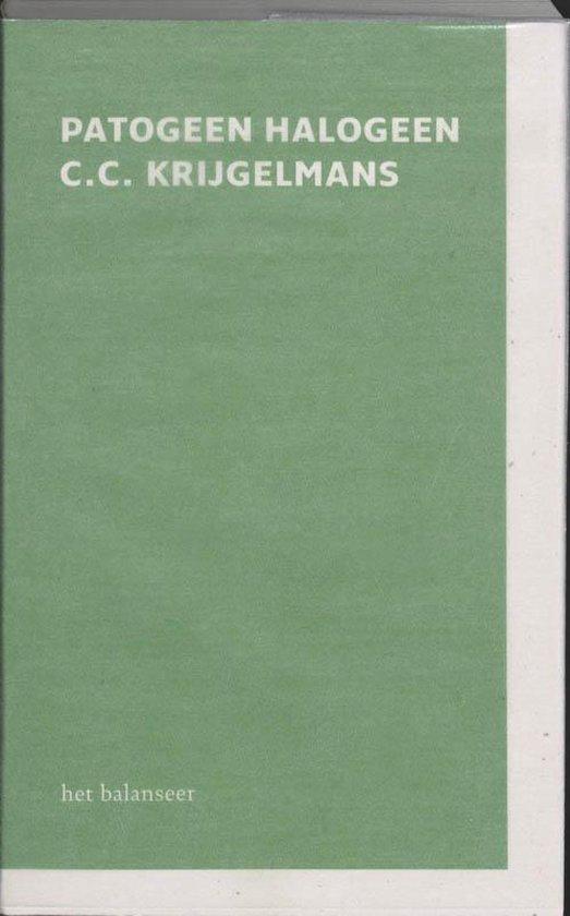 Patogeen Halogeen - C.C. Krijgelmans | Fthsonline.com