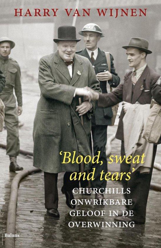 Blood, sweat and tears - Harry van Wijnen |
