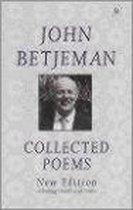 Boek cover Collected Poems van John Betjeman