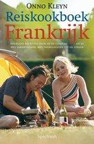 Boek cover Reiskookboek Frankrijk van Onno H. Kleyn