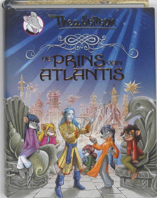 Geronimo Stilton - De prins van Atlantis - Thea Stilton  