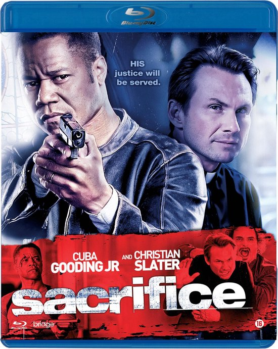 Cover van de film 'Sacrifice'