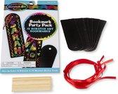 Melissa & Doug - Bookmark Scratch Art Party Pack